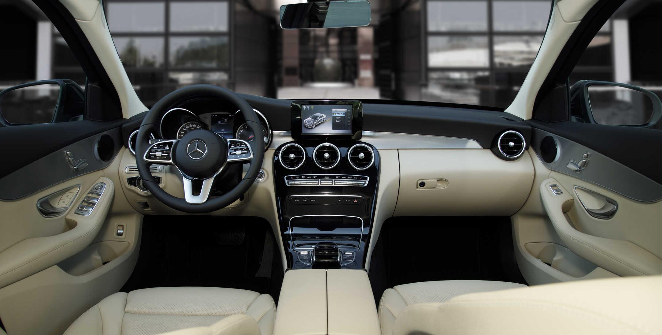 Mercedes C180 2022 mercedes vietnam (2)
