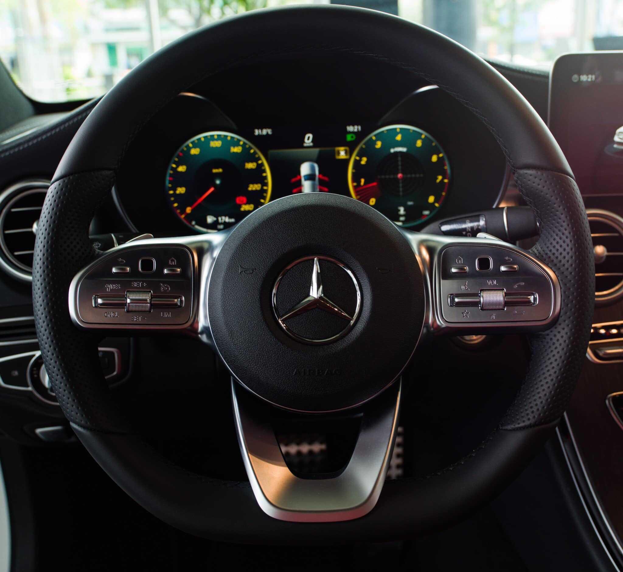 Bảng giá lăn bánh Mercedes C300 AMG tại Đà Nẵng
