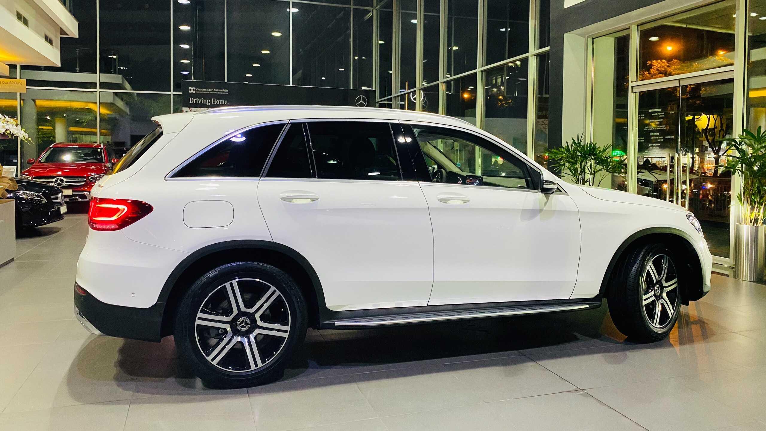 Mercedes GLC 200 4Matic 2022