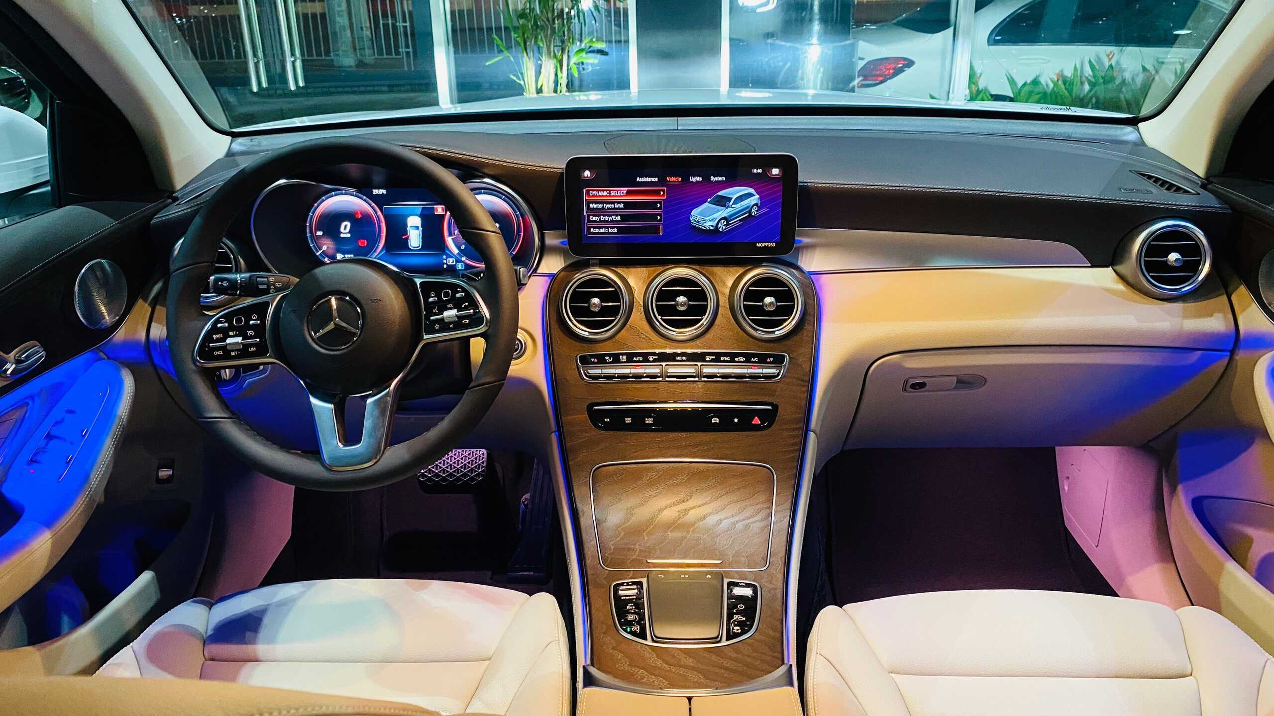 Mercedes GLC200 4matic 2022
