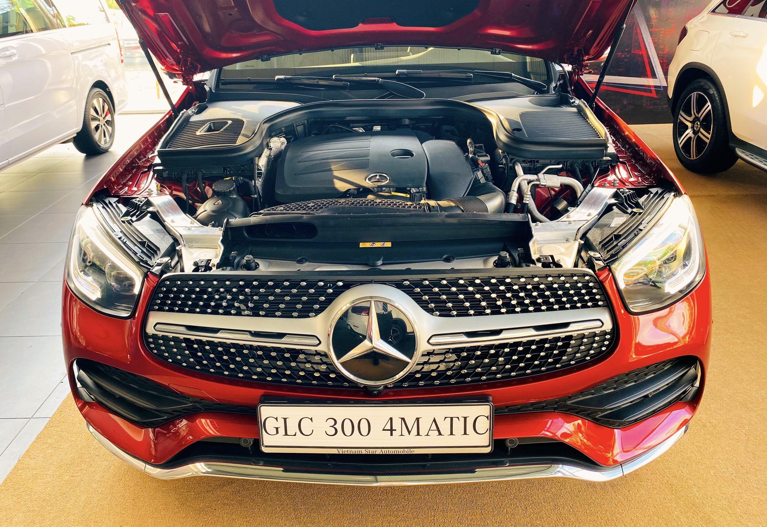 Mercedes GLC 300 4Matic 2022 Xe Mercedes (1)