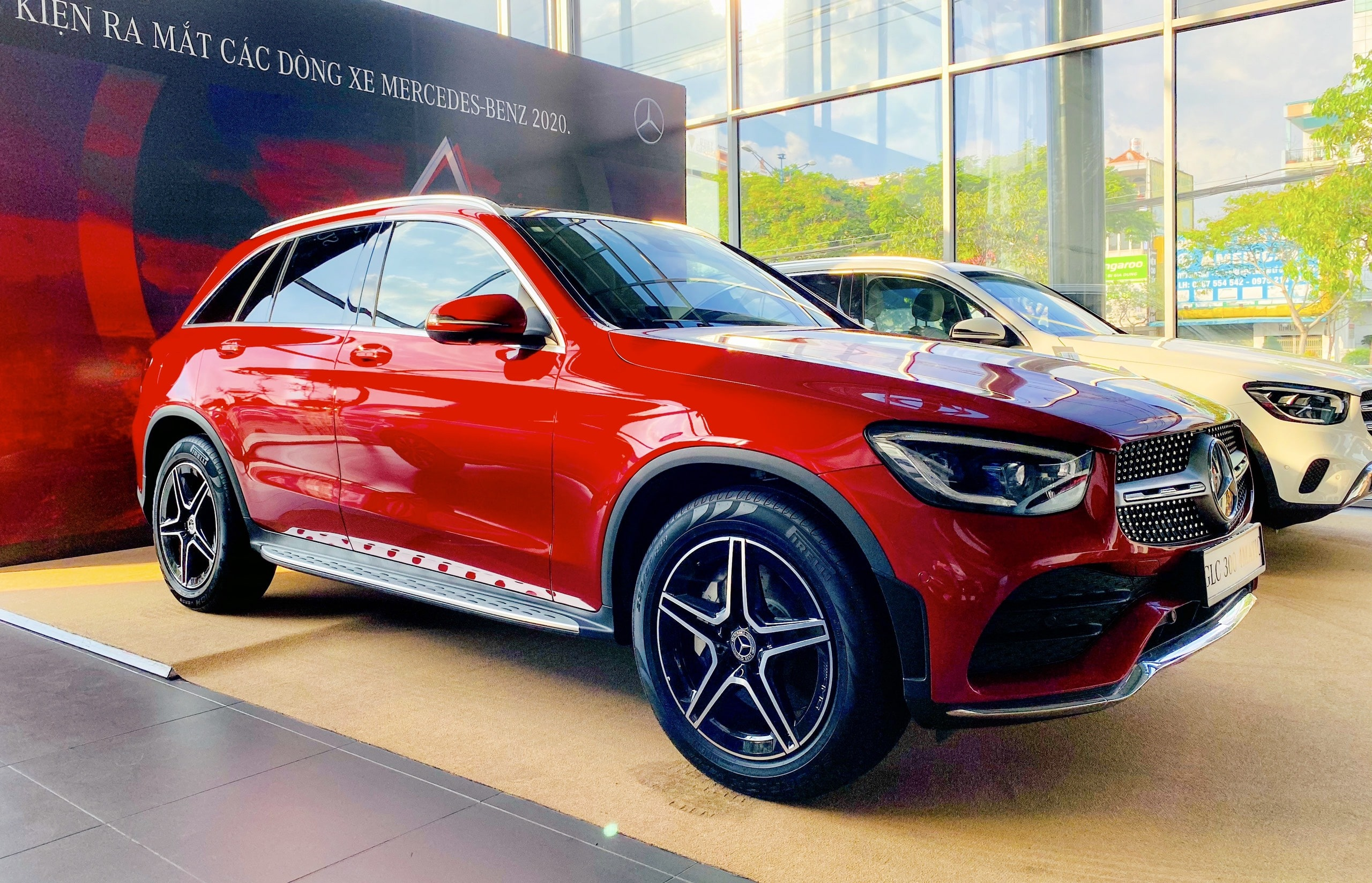 Mercedes GLC 300 4Matic 2022