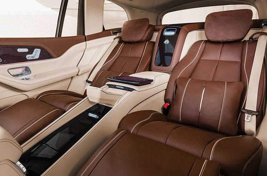 Mercedes Maybach GLS 600 4Matic ra mắt với giá 2,43 Rs crore tại Ấn Độ