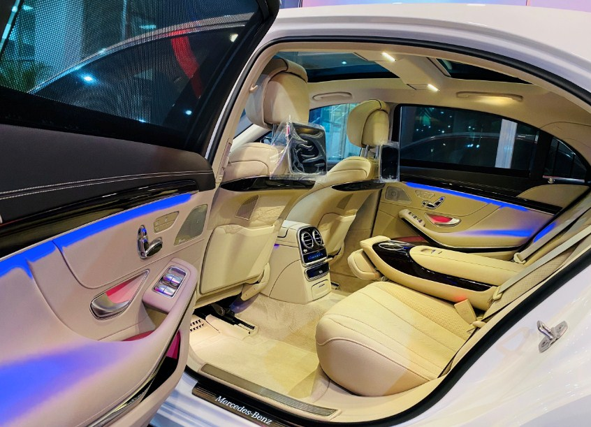 Mercedes S450 2022 mercedes vietnam (8)