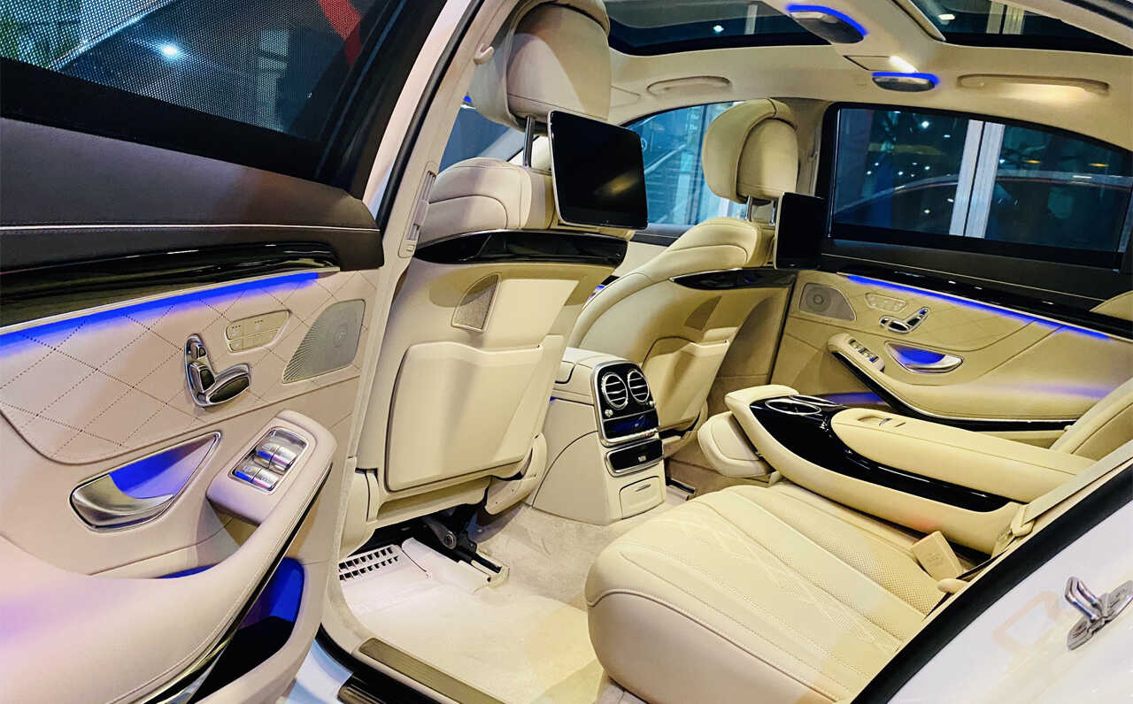 Giá lăn bánh Mercedes S450 Luxury