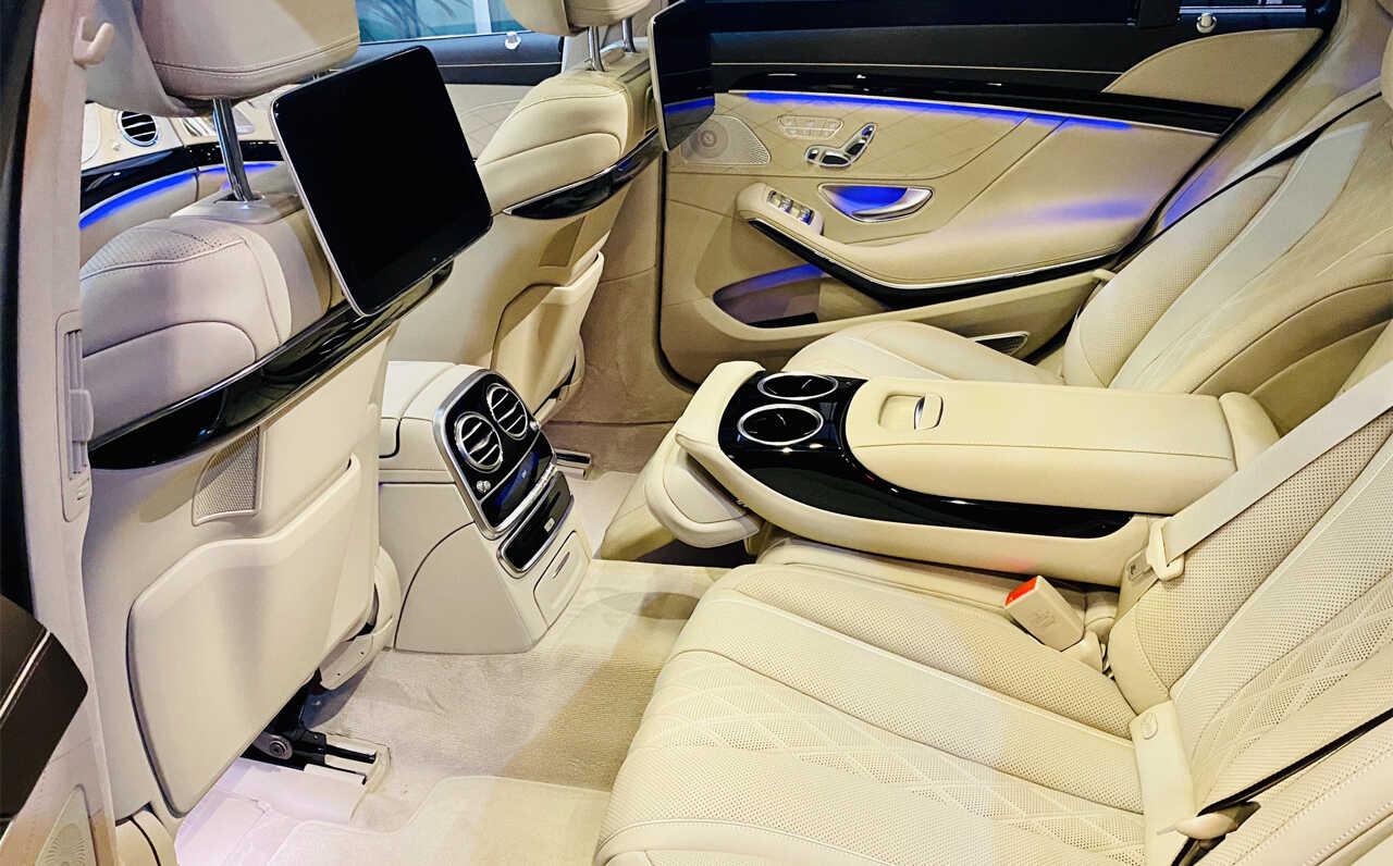 Mercedes S450 Luxury 2022 Mercedes Vietnam (8)