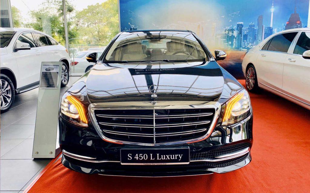 Mercedes S450 Luxury