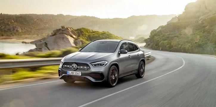8 thay đổi thú vị nhất cho Mercedes-Benz GLA mới