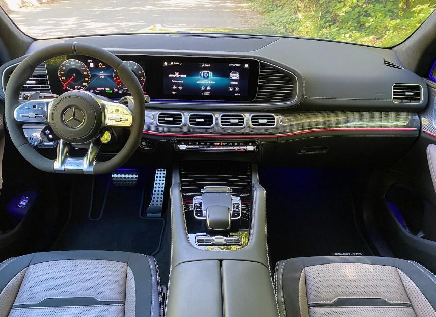Đánh giá Mercedes-AMG GLS 63 4Matic 2022 : Chiếc SUV hạng sang cỡ lớn hàng đầu
