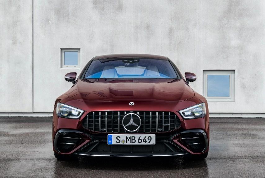 Mercedes-AMG GT 4-Door 2022 có các tùy chọn cá nhân hóa mới